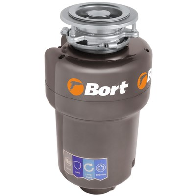 Измельчитель пищевых отходов Bort Titan 5000 (CONTROL) - фото 10049