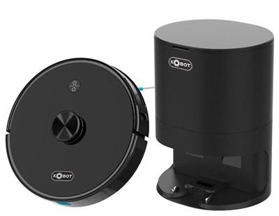 Робот-пылесос Xbot L7 Pro + станция самоочистки - фото 10190