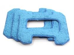 Чистящие салфетки для робота-мойщика окон HOBOT-268/288, синие для сухой уборки (3 шт.) - фото 4828