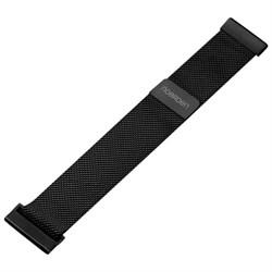 Ремешок для смарт-часов Noerden Универсальный 20 мм, миланское плетение - фото 4902