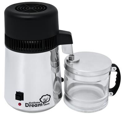 Дистиллятор воды RAWMID Dream Classic DDC-01(Silver) – домашний бытовой дистиллятор - фото 6124