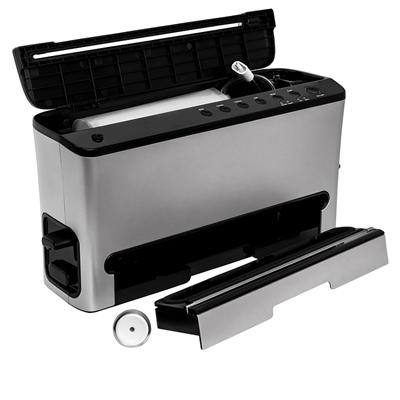 Профессиональный вакууматор - вакуумный упаковщик  RAWMID Dream Pro VDP-02 - фото 6212
