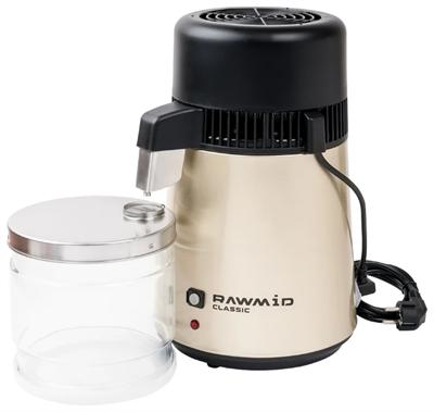 Дистиллятор воды RAWMID Dream Classic DDC-01(Gold) – домашний бытовой дистиллятор - фото 6426