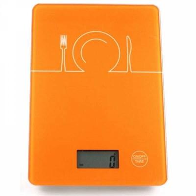 Весы кухонные электронные до 5 кг. - фото 7490