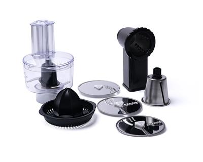 Комплект дополнительных насадок к миксеру RAWMID Luxury Mixer RLM-05 - фото 7704