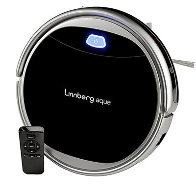 Робот пылесос Linnberg® AQUA - фото 7841