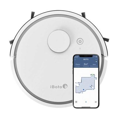 Робот-пылесос iBoto Smart L920W Aqua - фото 7975