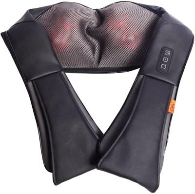 Массажная подушка для шеи и плеч Gess Kragen GESS-012 - фото 9599