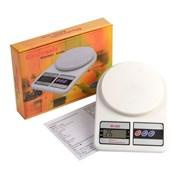 Весы кухонные электронные Electronic SF-400